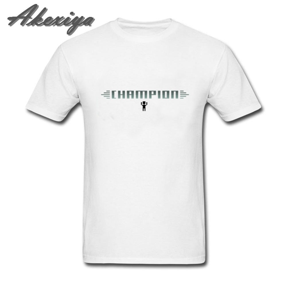 Camiseta de Campeón de píxeles europeos a la moda 2018, camiseta de gran tamaño para hombre, camiseta blanca para amigos, camiseta personalizada de calidad superior para equipo