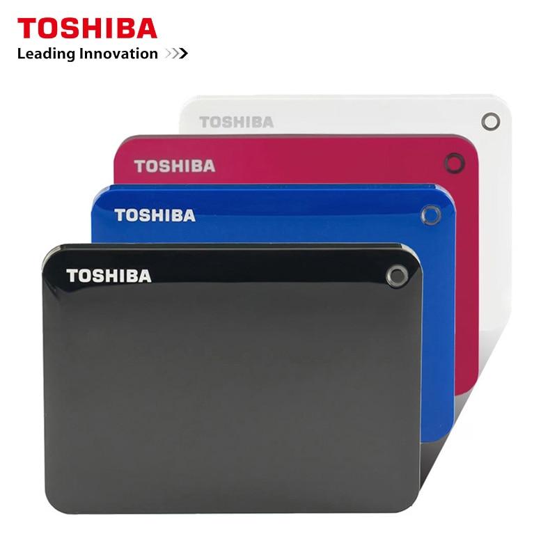 "Original Toshiba Mobile HDD External Hard Drive Disk HD 2.5"" USB 3.0 1TB 5400rpm 6Gb/s Hard Drive For Desktop Laptop PC"