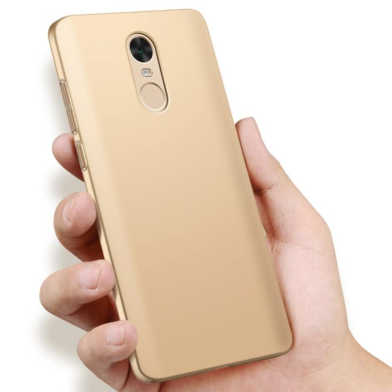 For xiaomi redmi 5 plus cover back hard ultra thin mofi protective 5.7 redmi5 plus capa 5.99 for xiaomi redmi 5 plus case