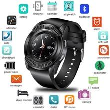 WISHDOIT الذكية ساعة رقمية أساور تتبع مع تنبيه بالاهتزاز ساعة LED شاشة ملونة اللياقة البدنية عداد الخطى بلوتوث موضة هاتف ذكي كاميرا مراقبة
