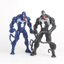 2019 Nieuwe Echte Originele Venom PVC Action Figure Collectible Model Toy 16cm
