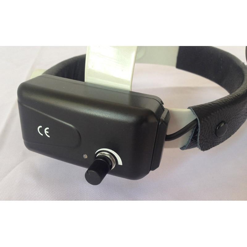 Medical Magnifier LED Lamp Headband Adjustable Size High Intensity Power Light ENT Dental Product Surgical Loupe Headlight enlarge