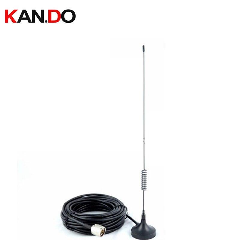 Ganancia 5dbi con 10 metros de antena omnidireccional de cable, antena de señal de teléfono móvil GSM 900 Mhz y CDMA 800 Mhz