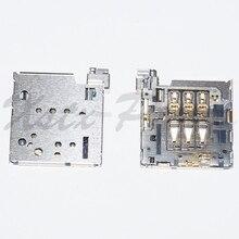 10x New Original High Quality For Nokia Lumia 720 Sim Card Reader Slot holder socket Tray