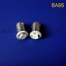Alta calidad 6V 6,3 V BA9s LED lámpara indicadora, BA9s Luz de instrumentos Led, BA9s luz Led de señal piloto envío gratis 10 unids/lote