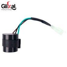 Relé do pisca-pisca do pisca do sinal da volta glixal para o scooter gy6 ou o ciclomotor 50cc 125cc 150cc 139qmb 152qmi 157qmj