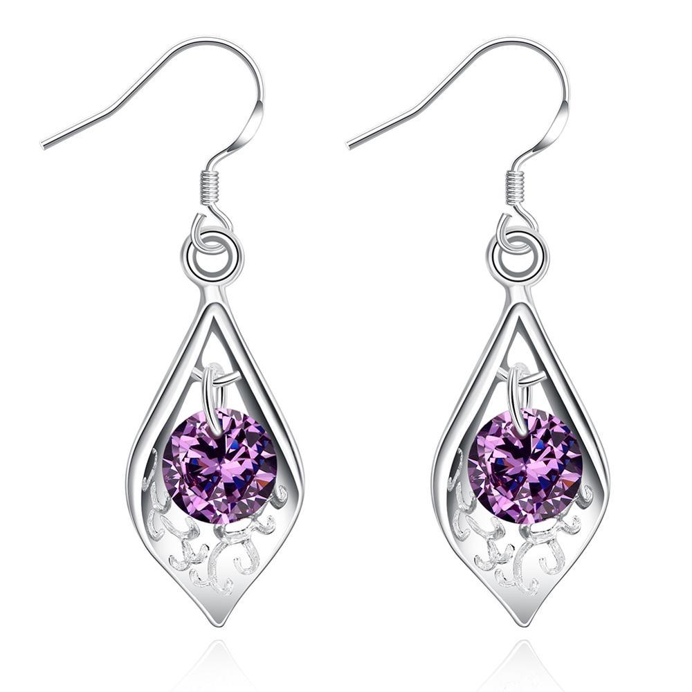 Accessories New Design silver plated jewelry Females earrings Ornaments Brazilian Pendant Dangle earring
