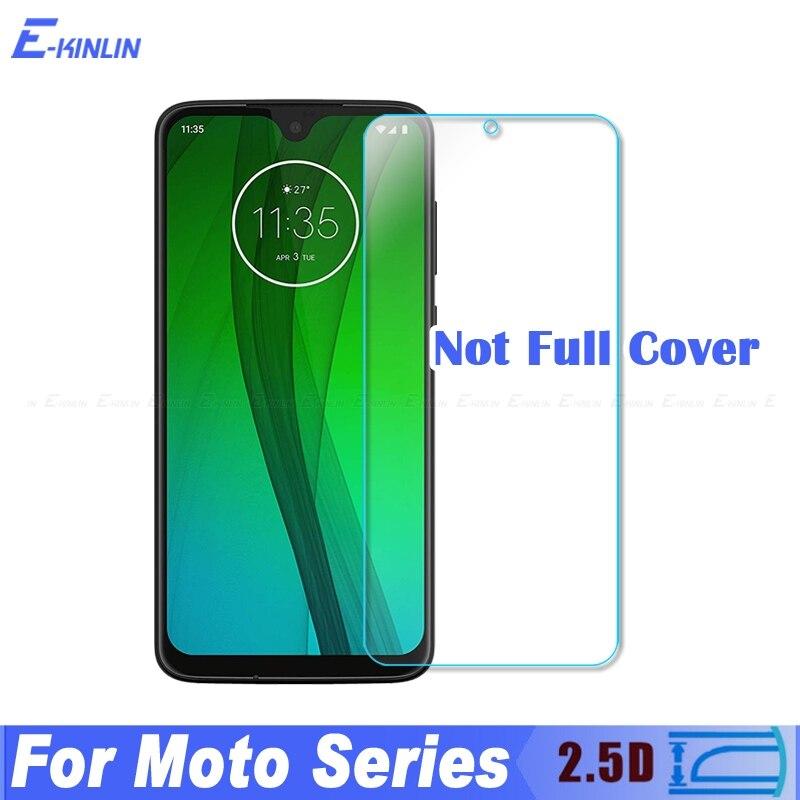 Защитная пленка из закаленного стекла для Motorola Moto One Power Action Vision Zoom Macro G8 G7 G6 Play G5S E6s E6 E5 E4 Plus