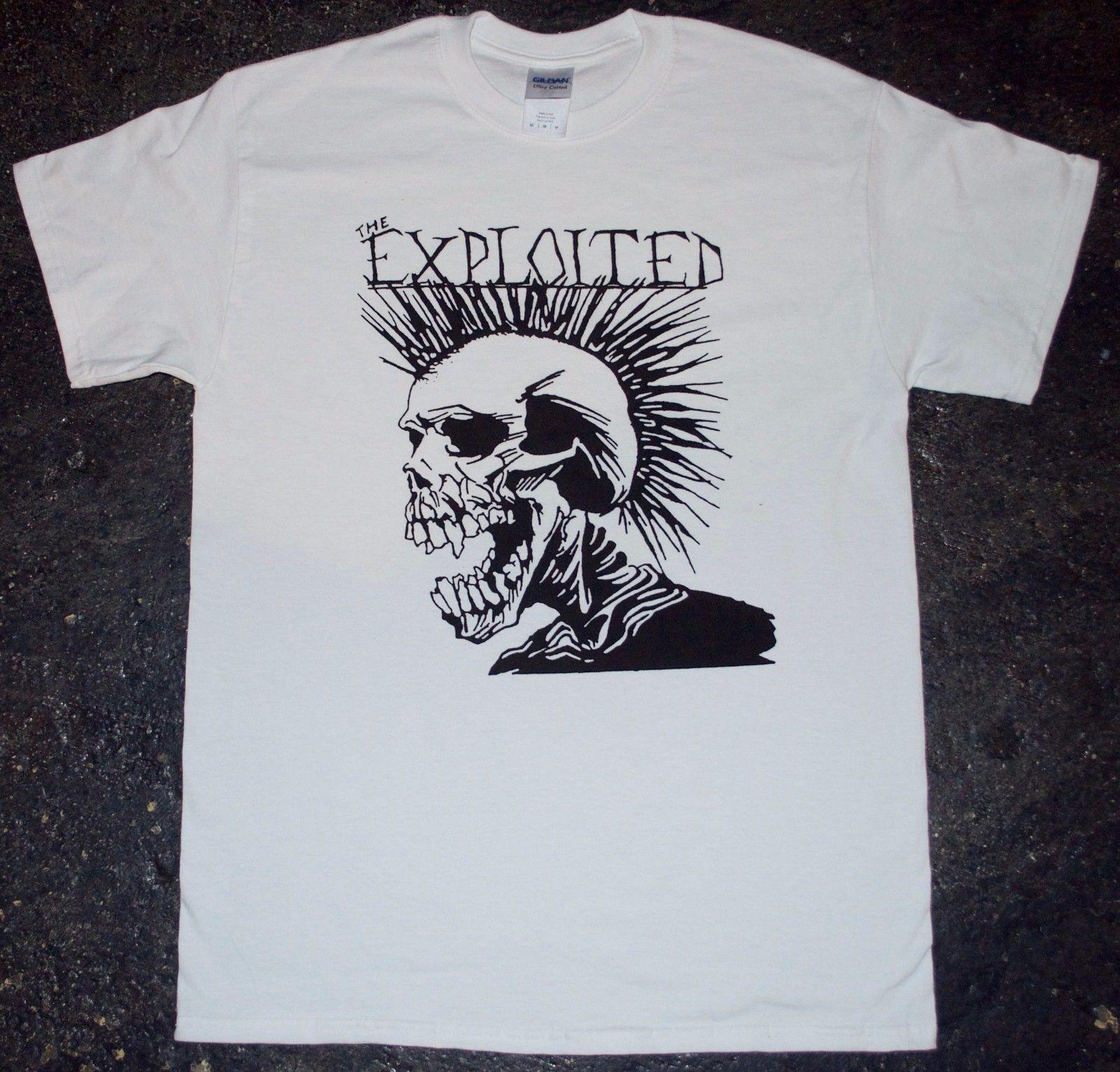 "Camiseta ""Maggie"" explotada (punk oi crass mob discharge varukeers kbd) camiseta barata de moda de verano para hombre"