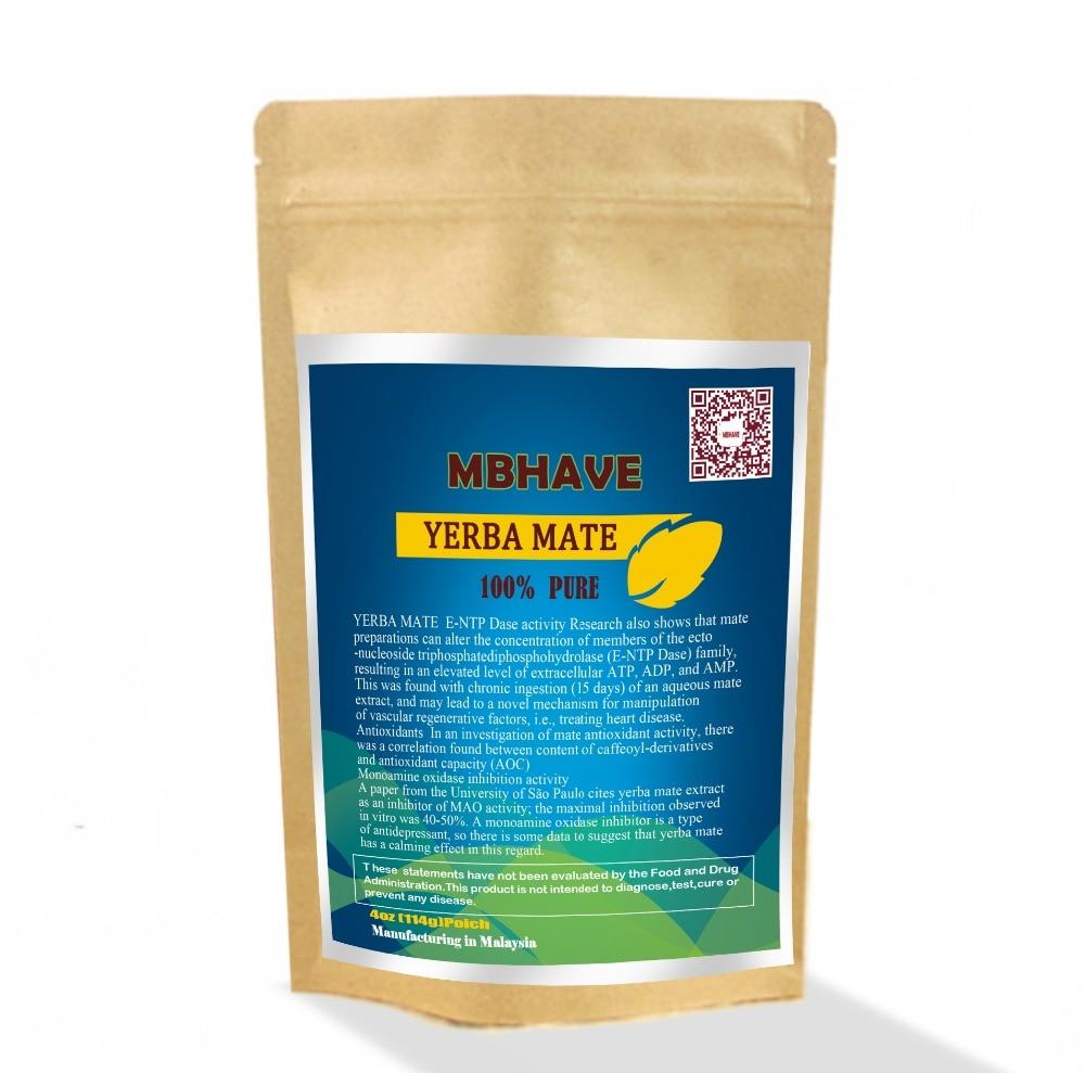 FitTea для похудения, фирменная смесь herhal YERBA mate 30 г и витамин niacin