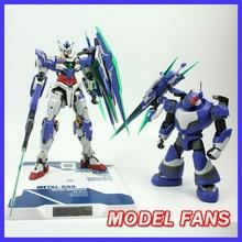 Modèle FANS en STOCK MB moshow KungFuModel guerriers gundam OOQ Quanta haute qualité contient une figurine de jouet léger à led