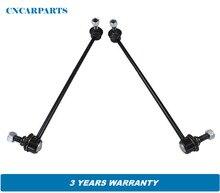 2PCS Pair Stabilizer Link kit sway bar Drop links Set fit for  Audi TT Quattro 2000-2006    , 1J0411316D