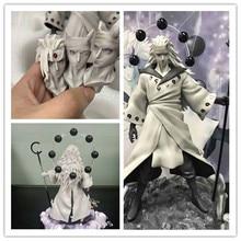 NEW Anime GK Uchiha Madara Action Figures Model Toys 28CM