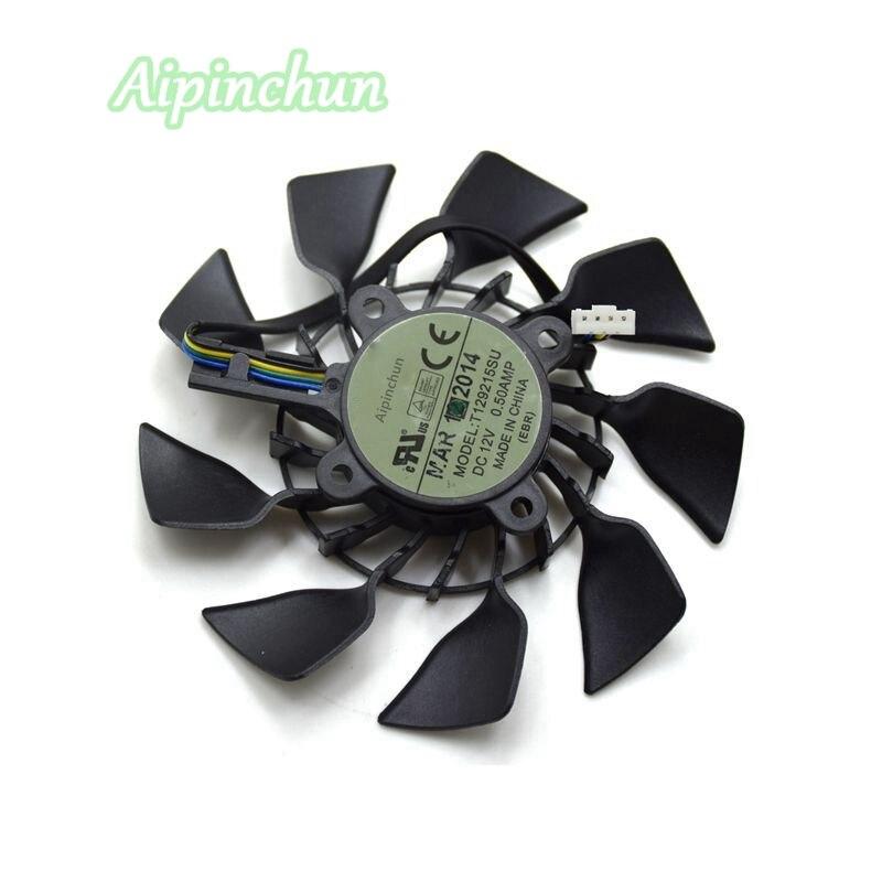Ventilador de refrigeración para tarjeta gráfica ASUS GTX 780 970 980 GTX780...