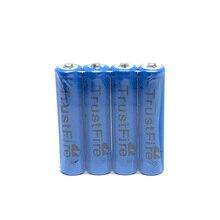 TrustFire TR10440 10440 AAA 3.7V 600mAh batterie au Lithium Batteries rechargeables pour lampes de poche LED torche télécommande jouets