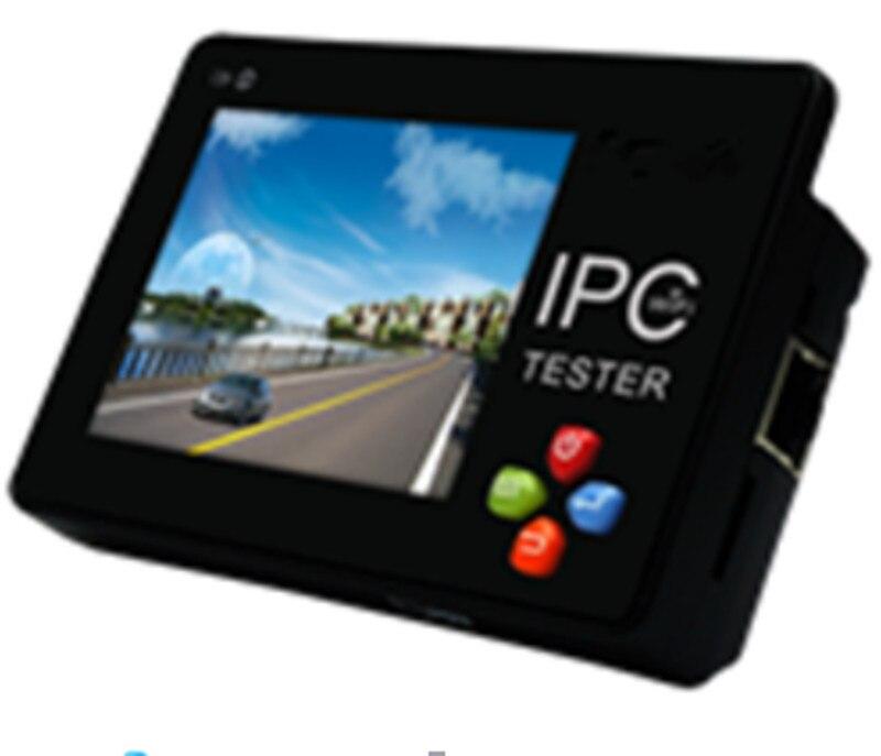3,5 pulgadas TFT-LCD pantalla táctil IP cámara CCTV Tester soporte ONVIF PTZ WIFI IPC-1600