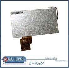 Original Hannstar hsd062idw1 A00 a01 a02 REV 0-A00-A01-A02 écran lcd pour voiture GPS DVD navigation livraison gratuite