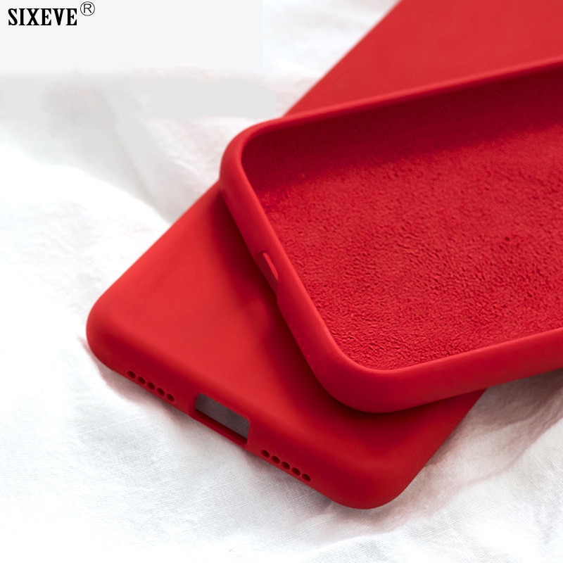 Роскошный жидкий силиконовый чехол для iPhone 11 Pro Max XS XR X 10 6 S 6 S iPhone 7 8 Plus 6Plus 7Plus 8 Plus, мягкий чехол для мобильного телефона