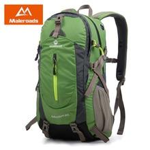 Maleroads Women Men Backpack Daily Backpack Outdoor Travel Backpack Climb knapsack Camp Hike Rucksack DayPack 40L Laptop Mochila