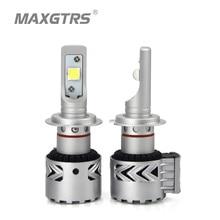 Kit de phares Led 2X H8/H11 H16 JP HB3/9005 HB4/9006 D1 D3 CREE puce XHP70 ampoule avant de voiture style de voiture