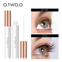 O.TWO.O Eyelash Growth Treatments Moisturizing Eyelash Nourishing Essence For Eyelashes Enhancer Lengthening Thicker 3ml