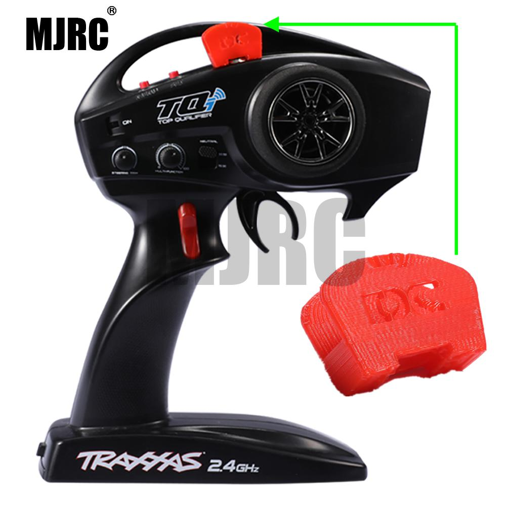 MJRC TRAXXAS TQI control remoto TRX-4 cubierta de protección del interruptor de tres velocidades SUMMIT TRX4 cubierta de interruptor de control remoto universal