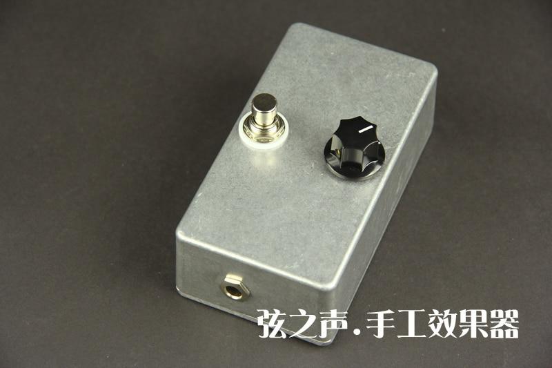 MOD DIY Electro NANO LPB 1 Pedal Outboard guitarra eléctrica, caja de efecto, amplificador, efectores acústicos