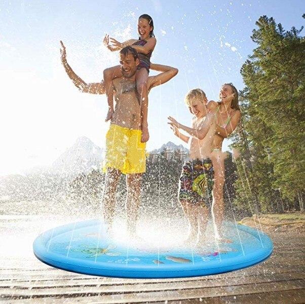 Детский коврик для воды Irnfant, на лето, для пляжного отдыха, для бассейна