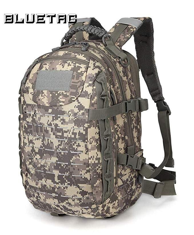 Mochila táctica militar Molle mochila de Camping de viaje