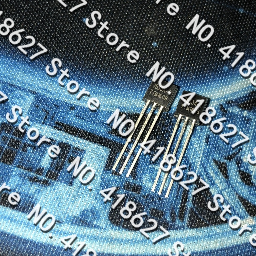 100 unids/lote nueva HT7533A-1 HT7533 7533-92 LDO regulador de baja caída Buck LED