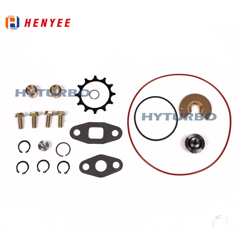 Turbo cargador Kit de reparación y remodelación de Garrett T3 T4 TB03 TA31 T04B T04E TBP4