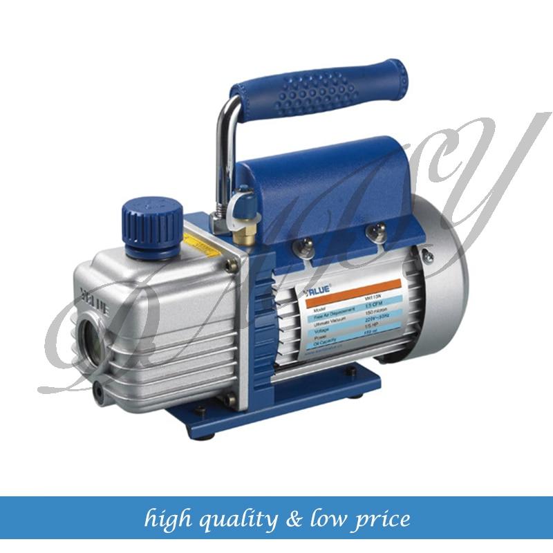 Envío Gratis bomba de aire de vacío FY-1.5C-N para refrigeradores de pantalla LCD Reparación de aire acondicionado 5.4m3/h 2MPa 180 W