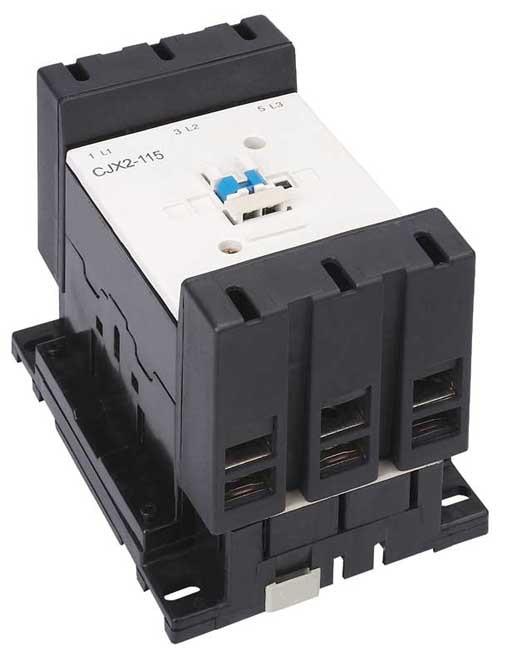 Contactor CA CJX2-115 3 P de la mejor calidad 115A utilizado para...