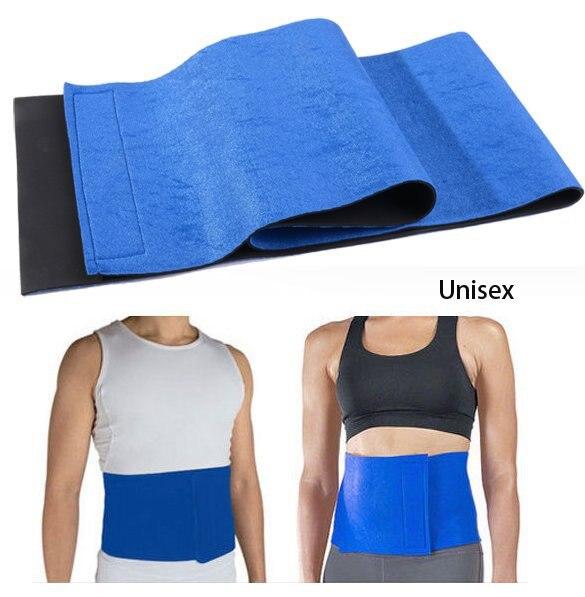Adjustable Trimmer Sauna Belt Slimming Belt Burner Belly Fitness Body Slim Wrap Cellulite Shaper for Men Women