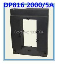 CT DP816 2000/5A transformateur de courant   Haute précision à noyau fendu, transformateurs de courant de type ouvert, garantie en usine