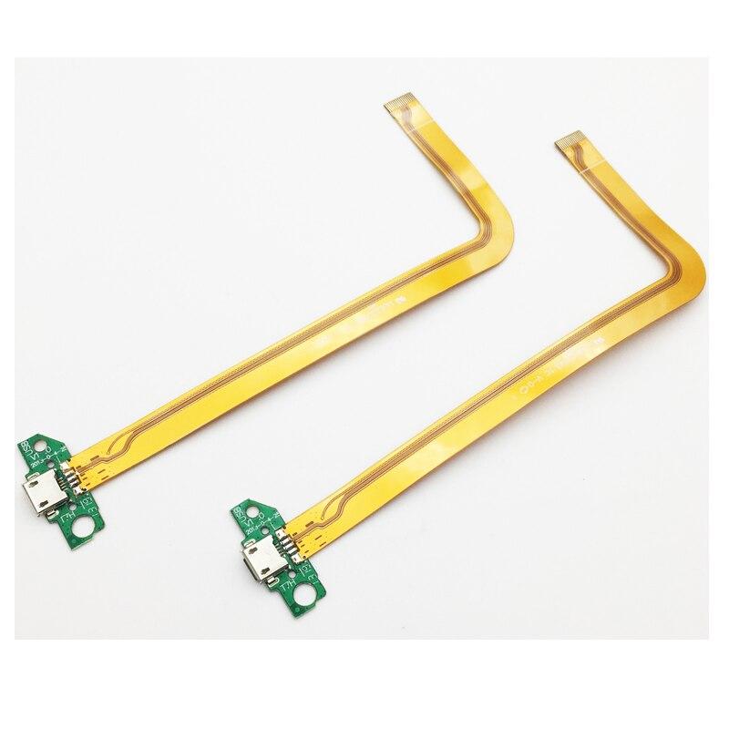 10 шт./лот, оригинальный протестированный USB кабель для зарядки для HP Slate 7 док-станция разъем зарядного устройства