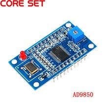 AD9850 DDS Sinyal Jeneratör Modülü 0-40 MHz 2 Sinüs Dalga ve 2 Kare Alçak geçiren Filtre Kristal osilatör test ekipmanı Kurulu