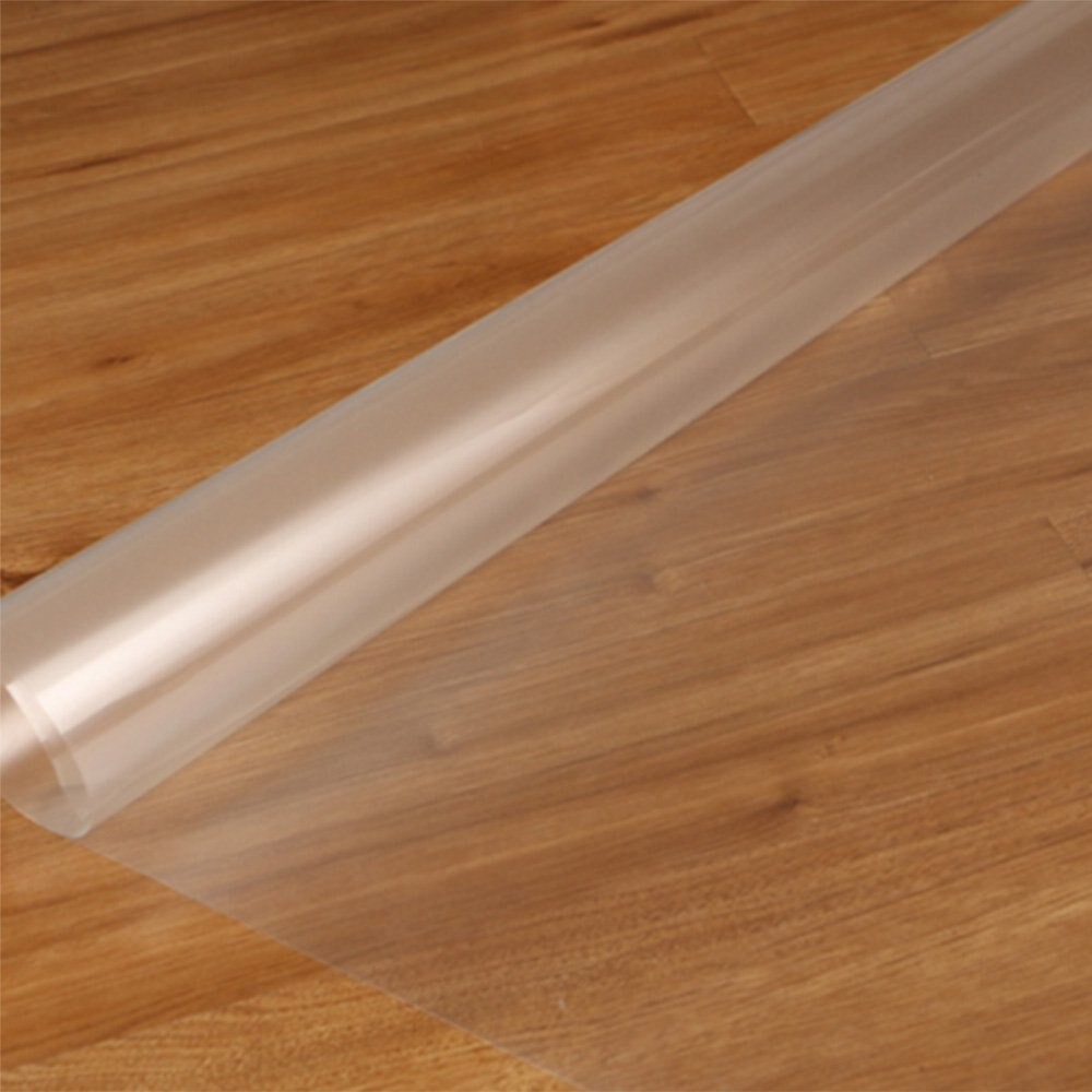 1,52 m x 0,5 m transparente mate película de protección antiarañazos 2Mil muebles pegatina protectora Anti aceite de uso doméstico para Cocina