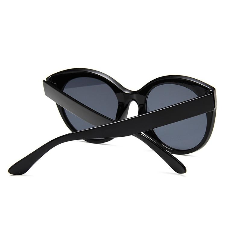 Ywjanp Retro Round Sunglasses Women Brand Design Mirrored Glasses Tourist gathering glasses Stylish and transparent Goggle