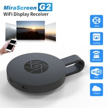 2019 TV Stick MiraScreen G2 für Android Wireless WiFi Display TV Dongle Empfänger 1080P HD TV Stick Airplay Media streamer Media