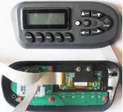 ساغا قطع الراسمة قطع الراسمة LCD لوحة المفاتيح لوحة المفاتيح لوحة أجهزة لوحة أجهزة لوحة الأسلحة لوحة التحكم led