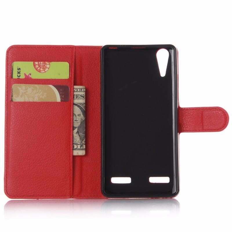 Dla lenovo a6010 a6000 capa luxury leather wallet odwróć case dla lenovo a 6010 a6010 plus a6000 plus pokrywa z czytnikiem kart stojak 15