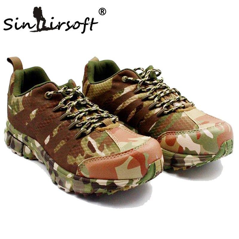 SINAIRSOFT уличная спортивная обувь для походов мужские горные ботинки противоскользящие износостойкие дышащие водонепроницаемые треккинговы...