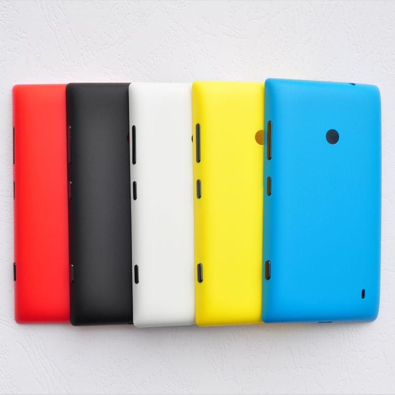 Nueva carcasa trasera de batería de plástico BINYEAE para Microsoft Nokia Lumia...