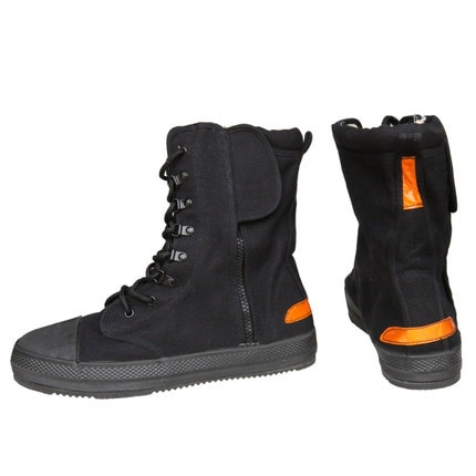 Botas de rescate de bomberos, botas protectoras, botas para incendios antiperforación