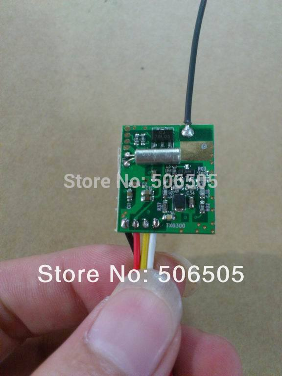 1080-1200mhz video wireless transmitter 4 Channel 300MW 1.2Ghz video wireless transmitter 200M in open place enlarge