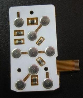 Сменная запасная деталь цифровой камеры для NIKON COOLPIX S2500, функциональный кнопочный кабель с клавиатурой для ленты