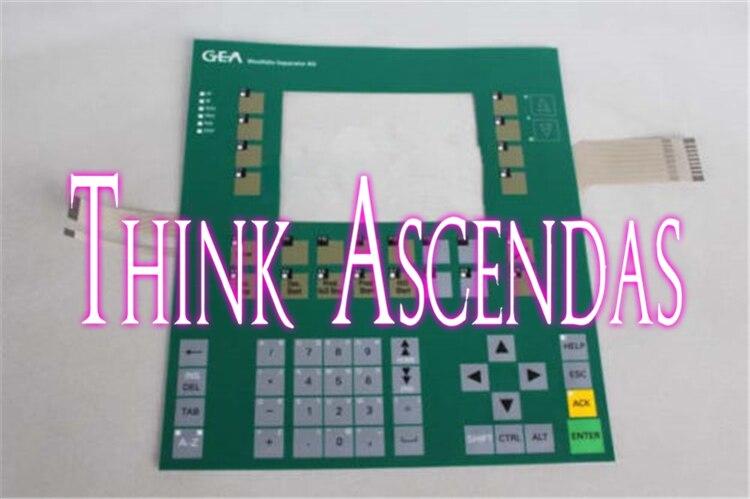 1 قطعة جديد GEA C7-635 6ES7635-2SB02-0AC0 6ES7 635-2SB02-0AC0 غشاء لوحة المفاتيح