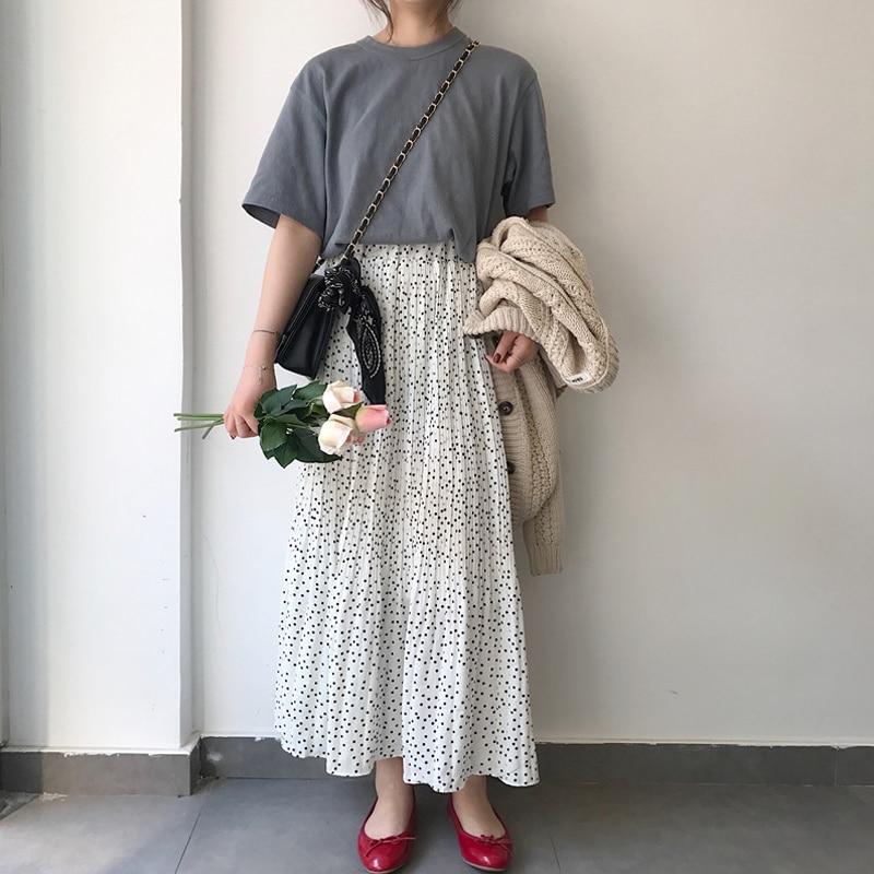 Barato por atacado 2019 nova primavera verão venda quente moda feminina casual sexy saia bc65