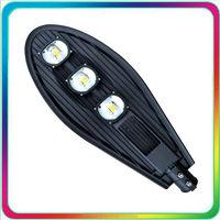 3PCS 85-265V Epistar Chip Warranty 3 Years Outdoor Industrial Garden Flood Lighgting 150W LED Street Lights Road Yard Lamp